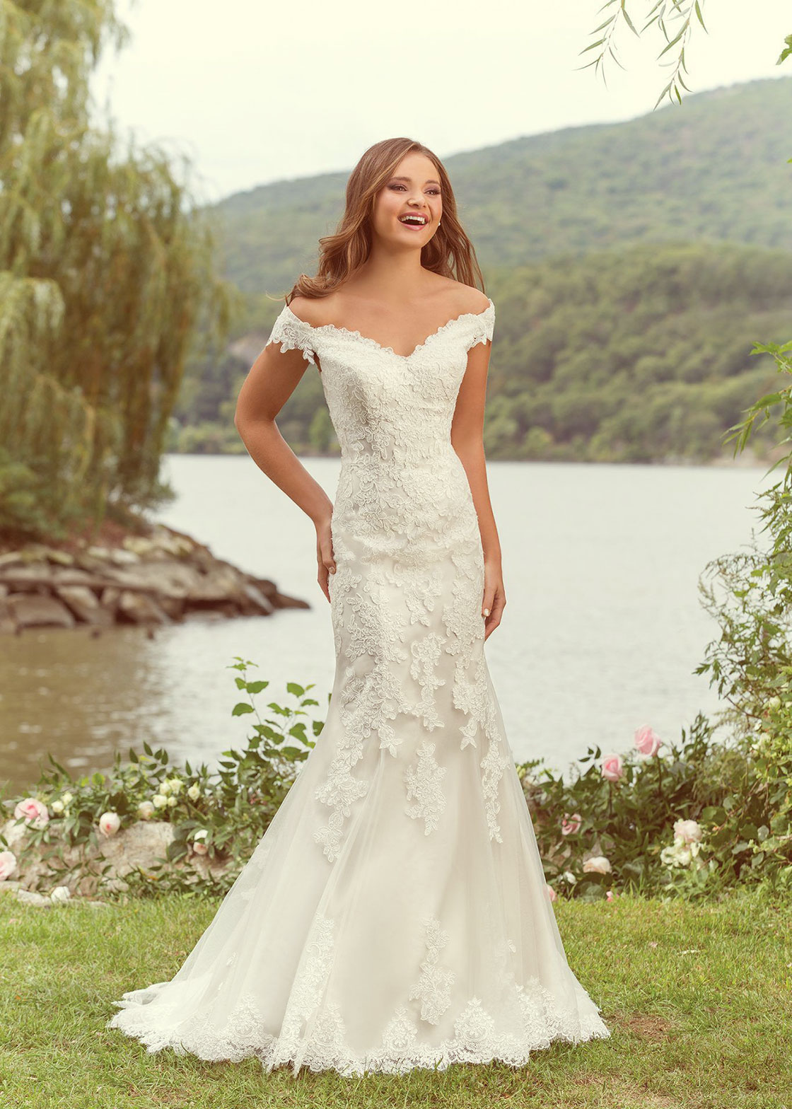 Confetti & Lace | Justin Alexander | 6155 - SWEETHEART